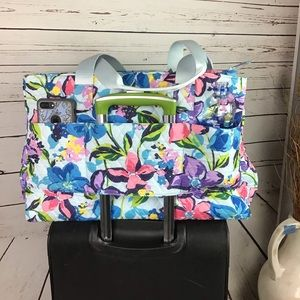 2020 Pattern Triple Compartment Travel Bag Tote